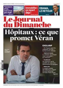 Le Journal du Dimanche - 17 mai 2020