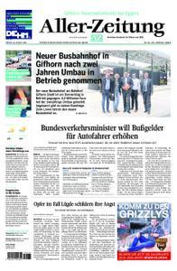 Aller-Zeitung – 16. August 2019