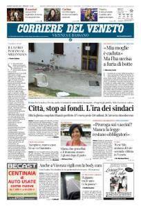 Corriere del Veneto Vicenza e Bassano - 9 Agosto 2018
