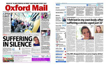 Oxford Mail – May 11, 2018