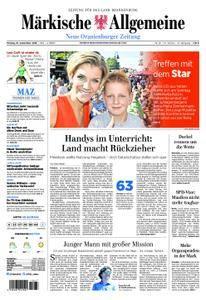 Neue Oranienburger Zeitung - 10. September 2018