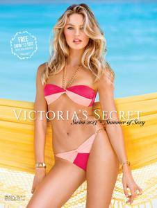 Candice Swanepoel, Alessandra Ambrosio, Erin Heatherton and Maryna Linchuk - Victoria's Secret Swim 2013 Vol.3