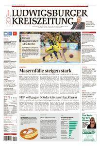 Ludwigsburger Kreiszeitung - 08. Januar 2018