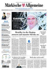 Neue Oranienburger Zeitung - 18. Dezember 2017