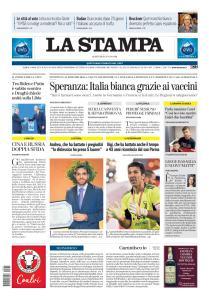 La Stampa - 15 Giugno 2021