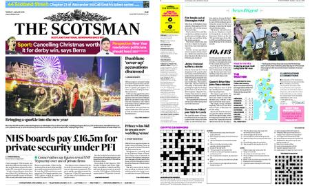 The Scotsman – January 01, 2019