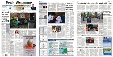Irish Examiner – April 06, 2020