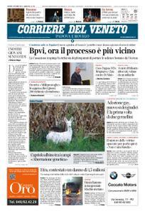 Corriere del Veneto Padova e Rovigo – 04 ottobre 2018