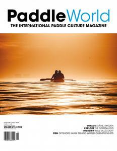 Paddle World Magazine - June 2019