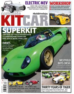 Complete Kit Car - September 2019