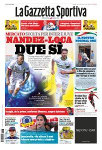 La Gazzetta dello Sport Nazionale - 18 Luglio 2021