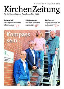 KirchenZeitung für das Bistum Aachen – 26. September 2021