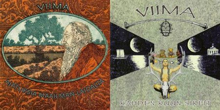 Viima - 2 Studio Albums (2006-2009)