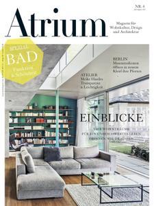 Atrium Germany – Juli 2021