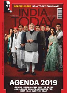 India Today - March 18, 2019
