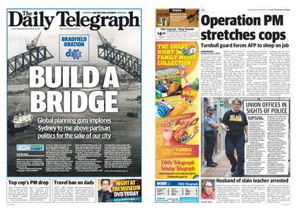 The Daily Telegraph (Sydney) – October 25, 2017