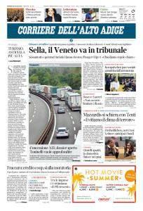 Corriere dell'Alto Adige - 20 Luglio 2018
