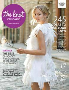 The Knot Chicago Weddings Magazine - March 2017