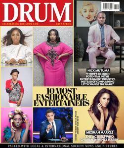 Drum East Africa - June 2017