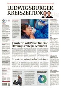 Ludwigsburger Kreiszeitung LKZ - 23 Februar 2021