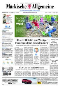 Märkische Allgemeine Luckenwalder Rundschau - 11. Mai 2019
