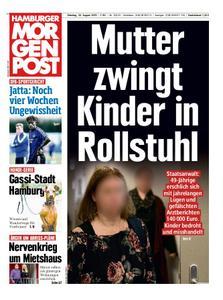 Hamburger Morgenpost – 20. August 2019
