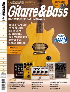 Gitarre & Bass - Februar 2020