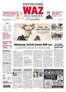 WAZ Westdeutsche Allgemeine Zeitung Oberhausen-Sterkrade - 06. Oktober 2018