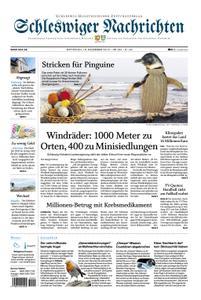 Schleswiger Nachrichten - 18. Dezember 2019