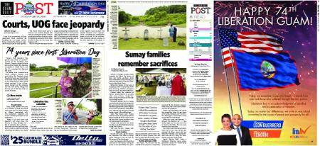 The Guam Daily Post – July 21, 2018