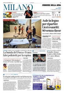 Corriere della Sera Milano – 12 settembre 2020