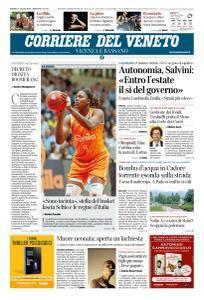 Corriere del Veneto Vicenza e Bassano - 21 Luglio 2018