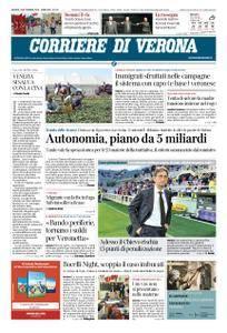 Corriere di Verona – 13 settembre 2018