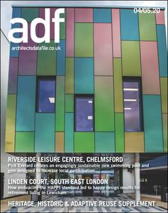 Architects Datafile (ADF) - April/May 2020