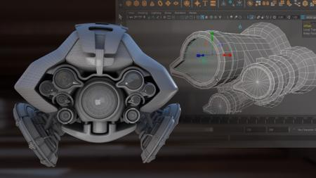 Maya 2019 Fundamentals: Overview and Modeling