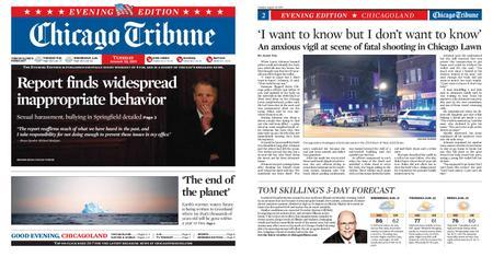 Chicago Tribune Evening Edition – August 20, 2019