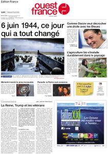 Ouest-France Édition France – 05 juin 2019