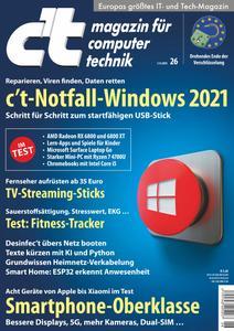 ct Magazin für Computertechnik - 05 Dezember 2020