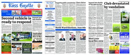 The Ross Gazette – June 05, 2019