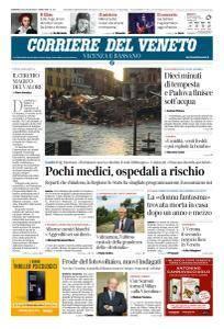 Corriere del Veneto Vicenza e Bassano - 22 Luglio 2018