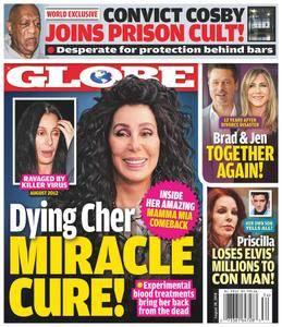 Globe – August 20, 2018