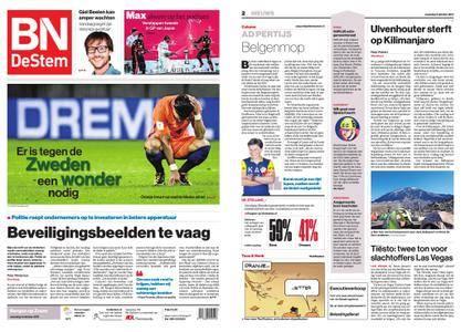 BN DeStem - Bergen op Zoom – 09 oktober 2017