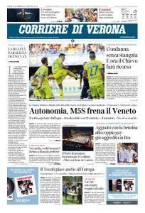 Corriere di Verona - 14 Settembre 2018