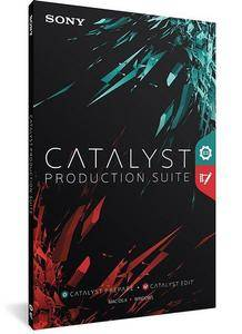 Sony Catalyst Production Suite 2019.1 Portable