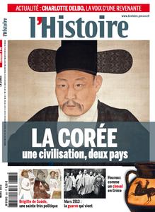 L'Histoire N°385 - Mars 2013