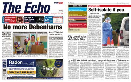 Evening Echo – April 10, 2020