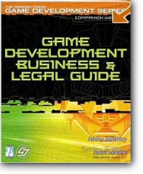 Ashley Salisbury, «Game Development Business and Legal Guide»