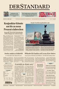Der Standard – 10. April 2020
