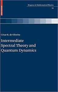 Intermediate Spectral Theory and Quantum Dynamics