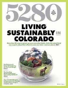 5280 Magazine - April 2021